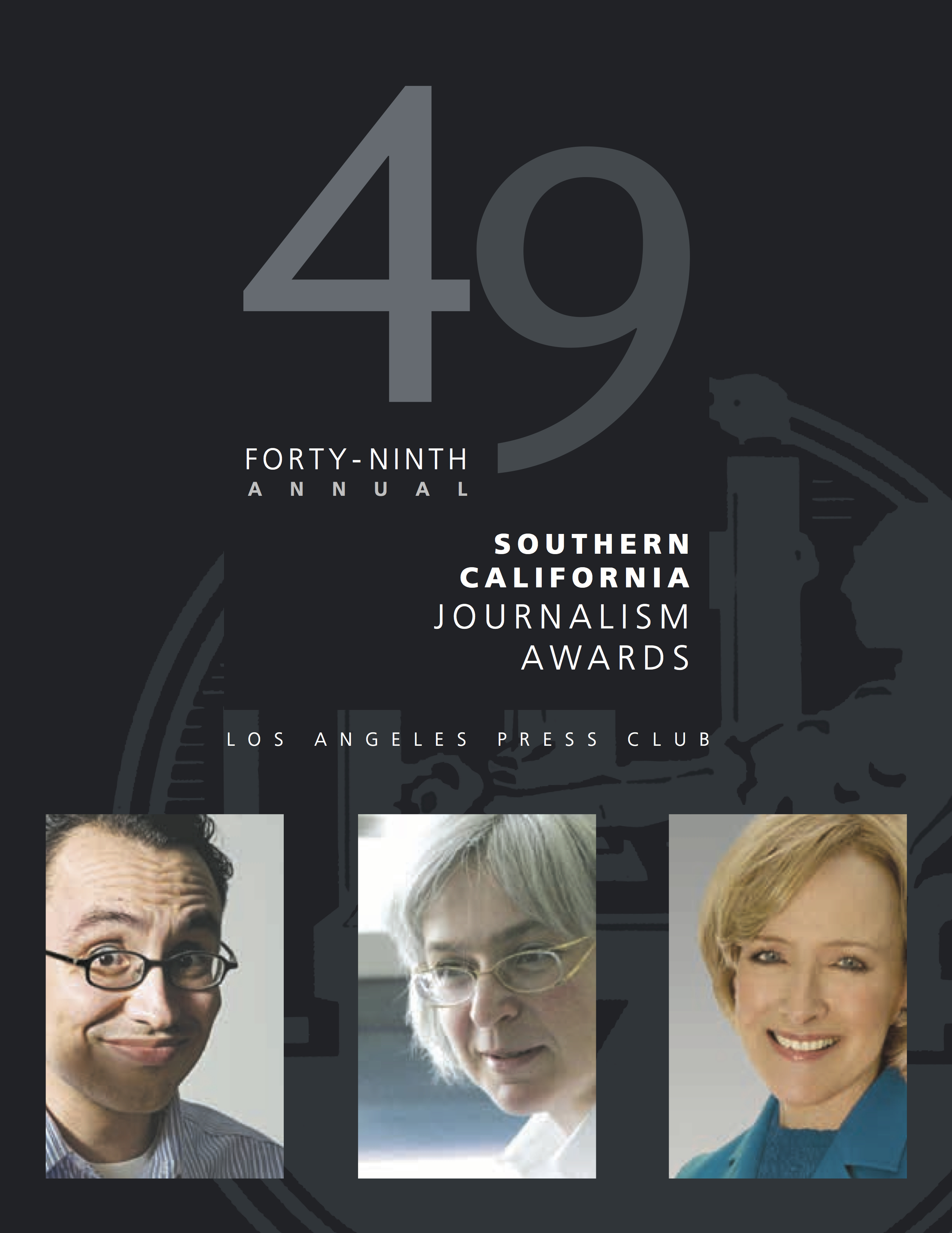 2007 SOCAL COVER