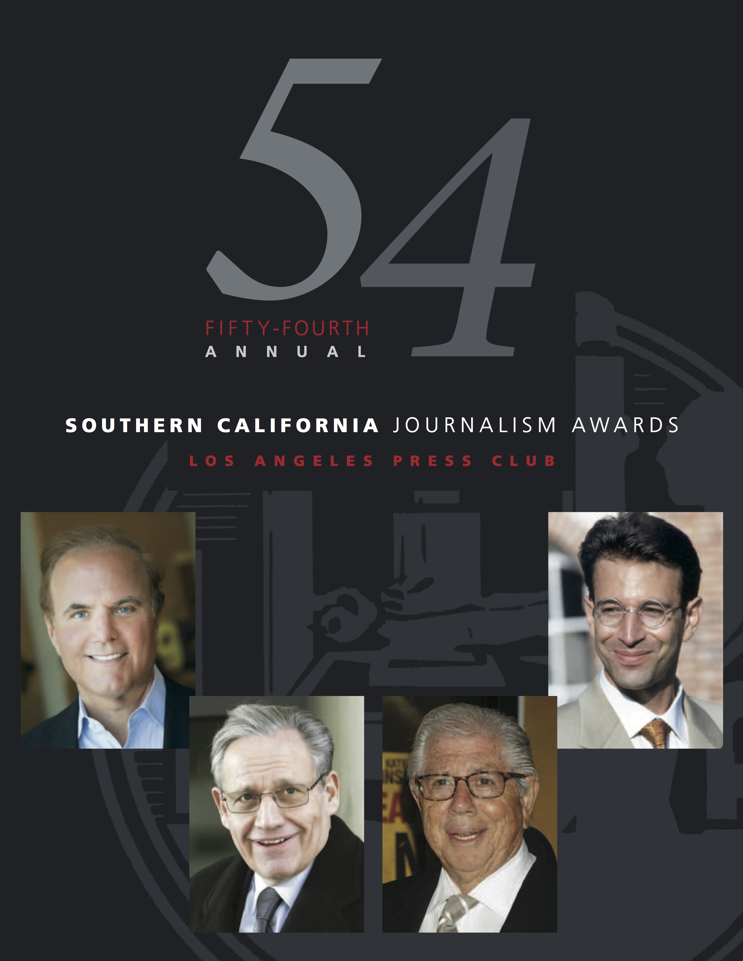 2012 SOCAL COVER