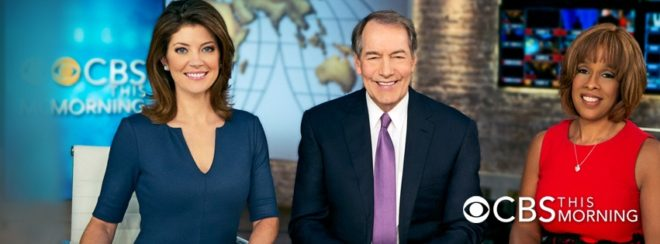 "CBS This Morning"" to be Honored with LA Press Club's"