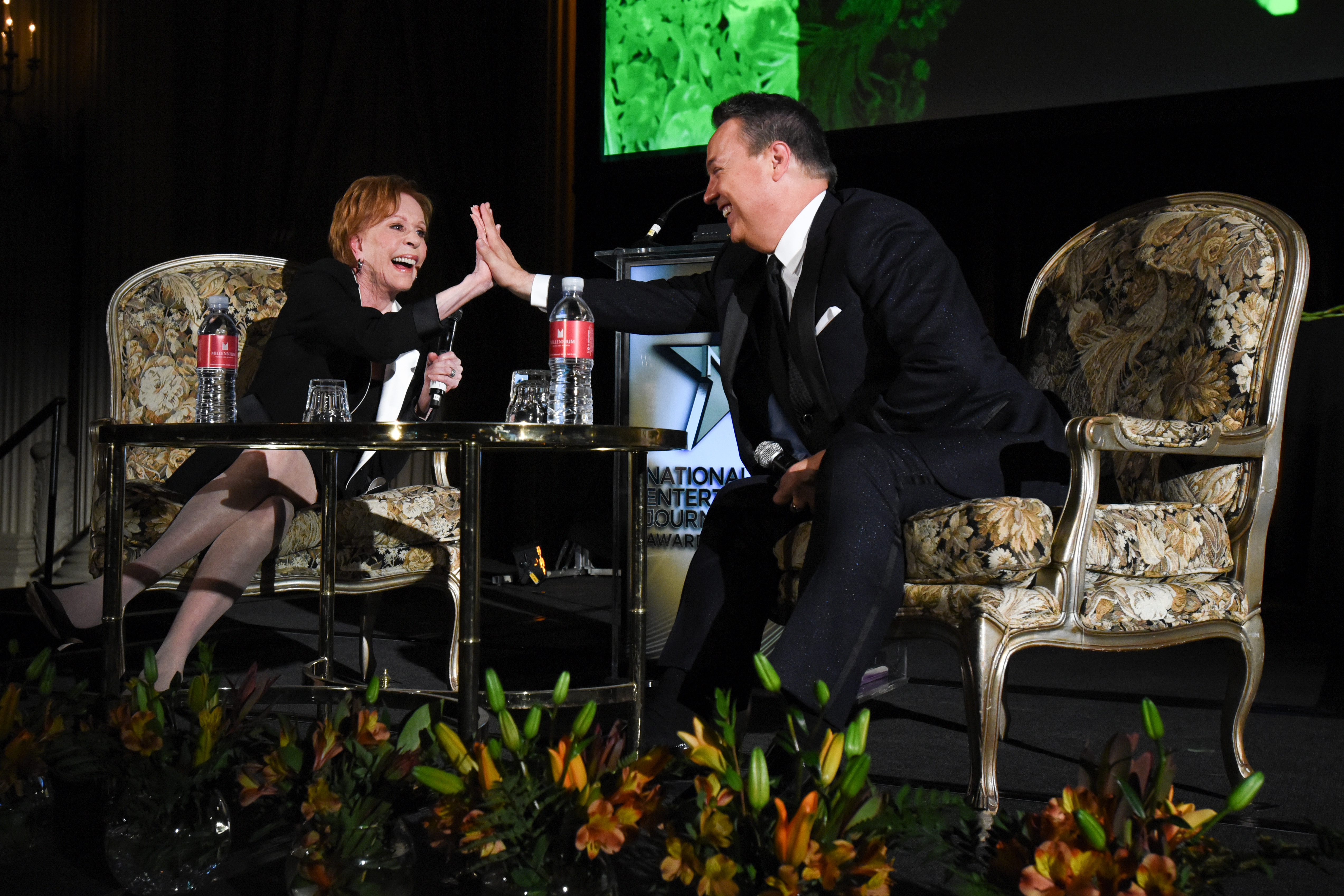 The 2018 11th Annual National Arts & Entertainment 'NAEJ' Awards Honoring Carol Burnett